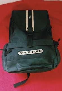 State Polo Back pack