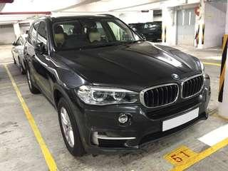 BMW X5 30D 2013
