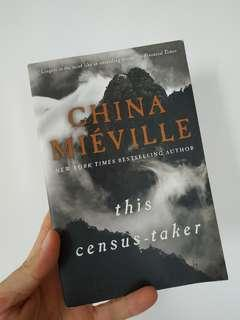 China Mieville - this census taker