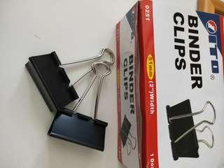 Binder Clips Brand new