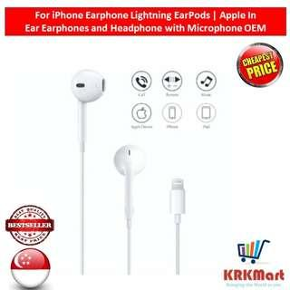 iPhone S7 earphone
