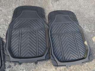 Water proof car matting