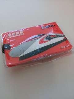 MTR 高鐵行李牌high speed rail luggage tag