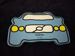 🚚 藍色汽車浮板