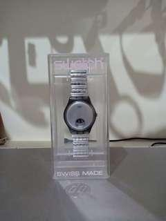 SWATCH SILVER PLATE