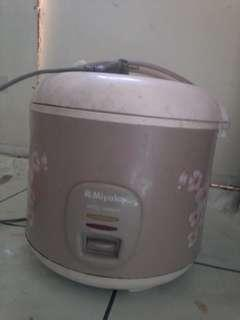Jual rice cooker miyako