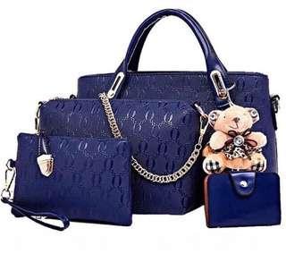Handbags all in 1