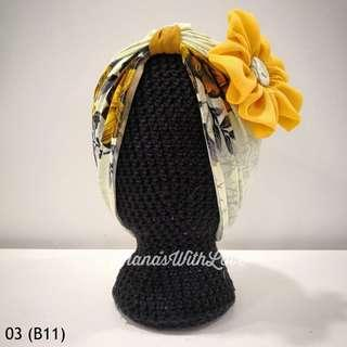 Zahra Baby/Kids Turban 03 (Batch 11$