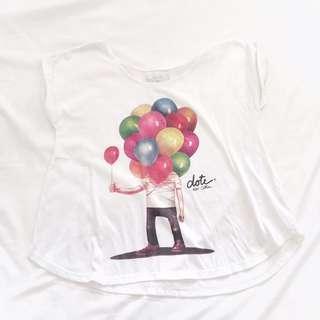 DOTE Balloon Man shirt