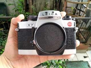 Leica R7 barang bagus