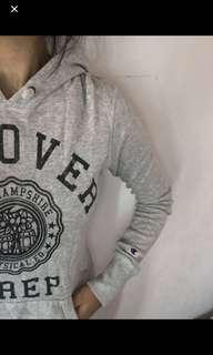 Champion grey sweater dress