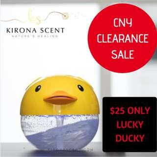 CNY DEAL! AIR PURIFIER! LUCKY DUCKY! ESSENTIAL OIL. AROMA DIFFUSERS