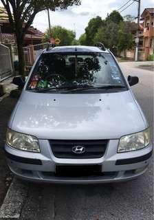 Hyundai Matrix 1.6(A)