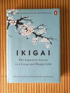 IKIGAI Book (The Japanese Secret to a Long and Happy Life)