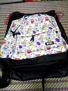 [READY STOCK] BT21 BACKPACK
