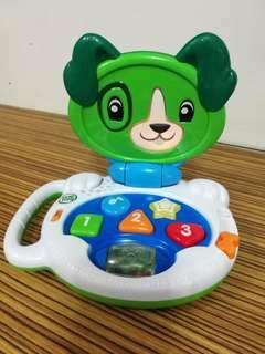 Leapfrog baby musical laptop