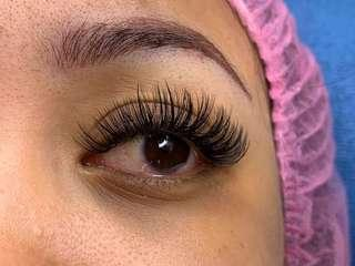 Eyelash extension ( Salivan Brow & Lash )