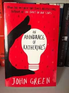 An Abundance of Katherines, World War Z, Mortal Instruments, Life of Pi, Flyaway