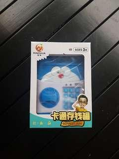 🚚 BN Doraemon ATM Coin bank
