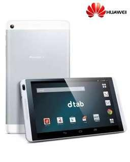 Used Huawei Dtab D-01g 8.0 Lte