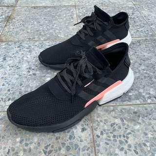 Adidas Originals POD System 黑粉 12.5