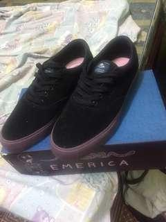EMERICA X TOY MACHINE
