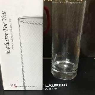 🚚 玻璃杯 水晶杯 小資女孩的最愛 時尚 杯體沒任何logo