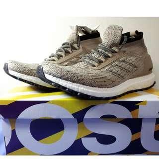 🚚 Adidas Ultra Boost All Terrain (ATR) Khaki (Brown)