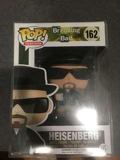 Heisenberg Funko Pop Vaulted