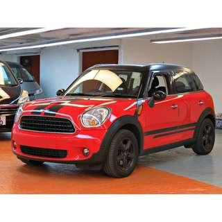 【客人寄賣】  2012 Mini countryman