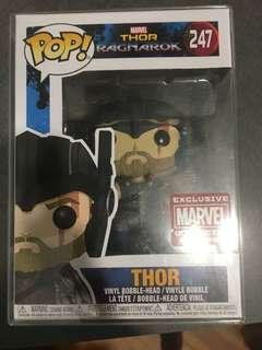 Thor Marvel Collector Corps Funko Pop