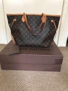 Louis Vuitton Pending pick up