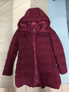 Uniqlo無縫防風防潑水外套