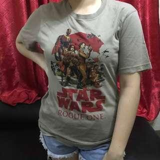 Uniqlo Star Wars Rogue One Shirt