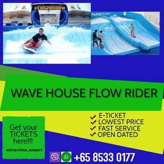 Wave House Flow Rider
