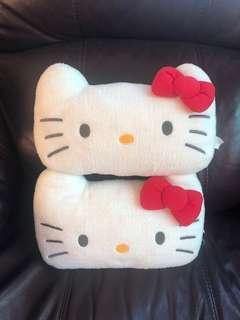 Sanrio Hello Kitty 車寢