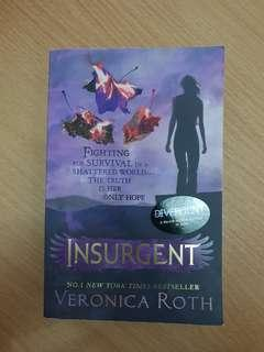Insurgent English Novel