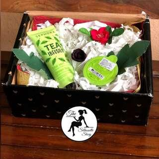 [Valentine 2019 Collection] Green Gift Box Set ❤️