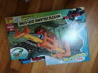 Thomas and friends Fisher price misty Island zip line