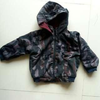 (03)jaket hangat anak