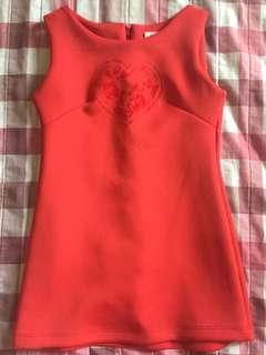 PEANUTS DRESS