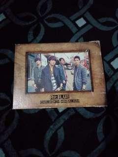 CN Blue ReBlue The 4Th Mini Album