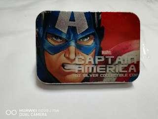 Captain America 1oz