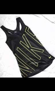 Black Nike Singlet