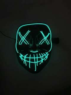 Guy fawkes mask Black edition
