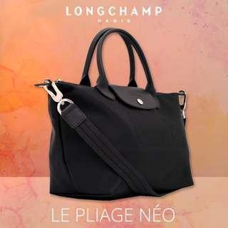 🚚 |  LONGCHAMP  |  LE PLIAGE NEO  |  1512 & 1515  |  S & M Size Handbag