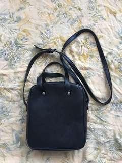 miniso square sling bag👜