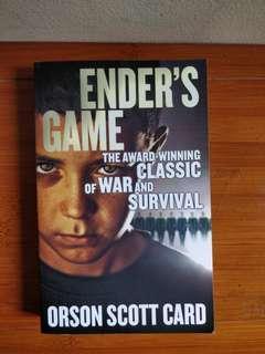 Ender's Game Orson Scott Card