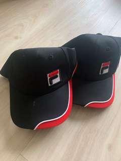 Fila Caps Adjiu252m Black/Red