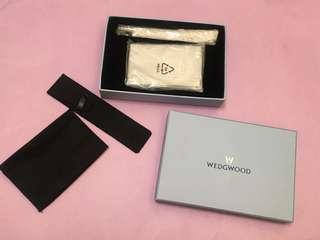 Wedgwood 卡片盒及走珠筆禮盒裝